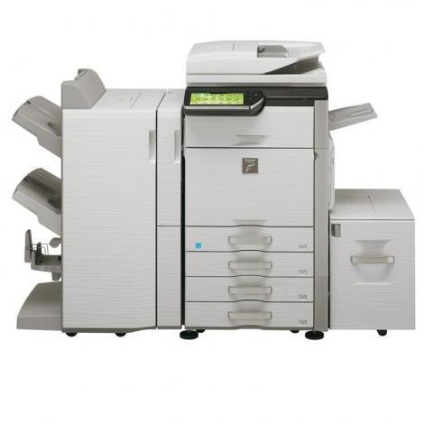 Sharp MX-4110N / MX-4111N / MX-5110N / MX-5111N Series