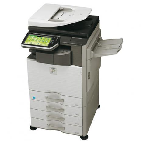 Sharp MX-2610N / MX-3110N / MX-3610N Series