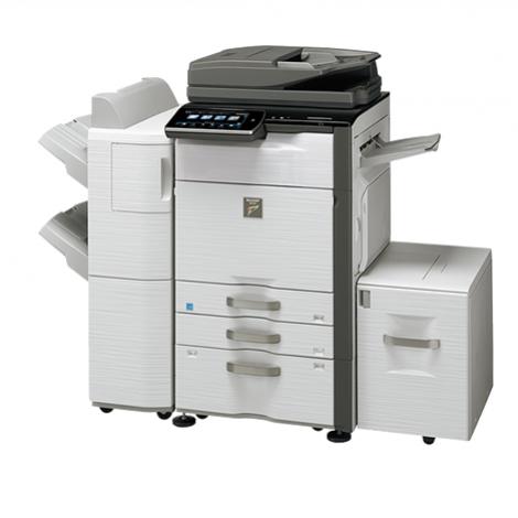Sharp MX-4140N / MX-4141N / MX-5140N / MX-5141N Series