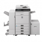 Sharp Precision engineered to help increase workflow efficiency and provide exceptional image quality, Sharp's new MX Monochrome Series document systems take you to the next level in MFP performance and productivity.MX-M283